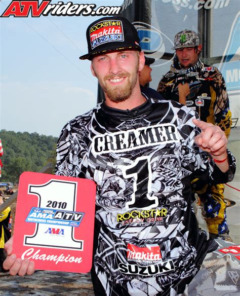 ama motocross sign 1 josh creamer signs with bomb squad racing 2010 ama