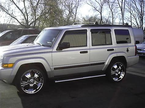 Jeep Commander On 22 Another Commanderon22 2006 Jeep Commander Post 3756927