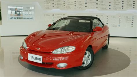 hyundai convertible 1997 hyundai tiburon convertible and aluminum