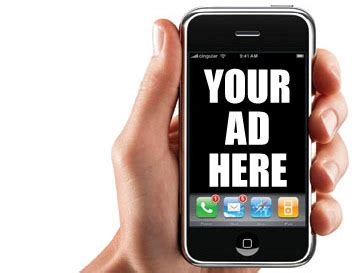 mobile advertisement mobile advertising spend in uk forecast to reach nearly 163