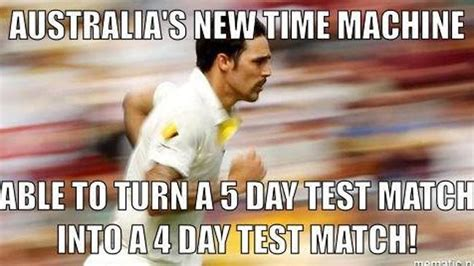 mitchell johnson memes check out the best cricket satire