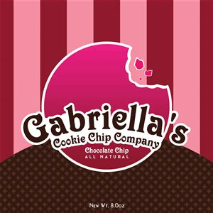 Design Label Cookies | 66 professional label designs for a business in united states