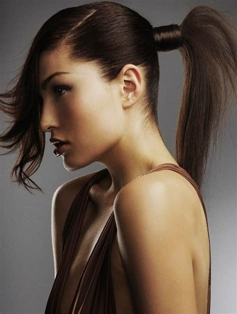 ponytail hairstyles for ponytail women hairstyles 2012 jpg globezhair
