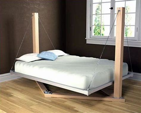 hanging swing bed hanging swing bed design stuff pinterest