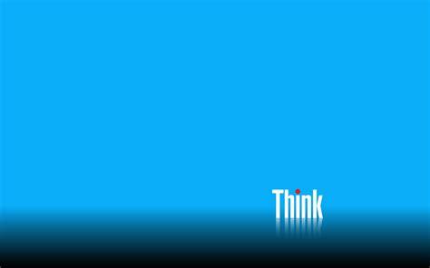 wallpaper lenovo blue thinkpad background walldevil