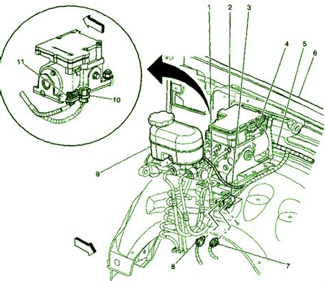 2001 gmc jimmy 4 215 4 block diagram circuit wiring diagrams
