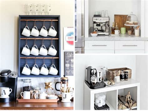 diy station 23 best diy coffee station ideas you need to see she