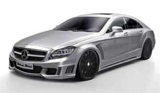 Mercedes Cls Series Mercedes Cls Bmw 5 Series By Wald International Gtspirit