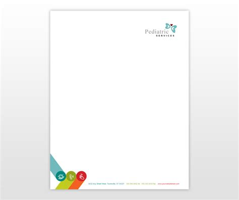 doctor letterhead template best photos of office letterhead template