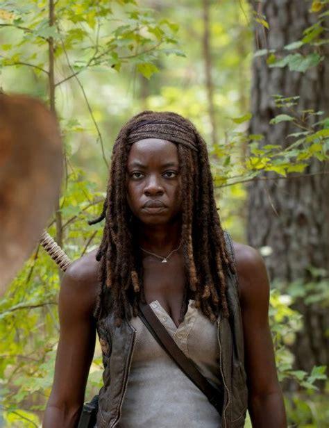 Walking Dead Michonne michonne in the walking dead season 6 episode 10 the next world the walking dead