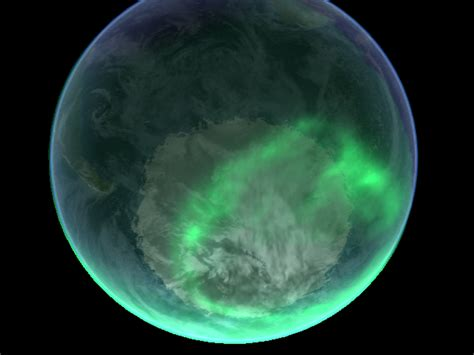 What Are The Southern Lights Called by An Named Steve Nat Geo Education