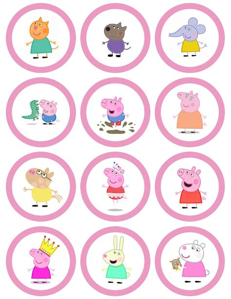 peppa pig printable birthday decorations http www thepurplepumpkinblog co uk 2016 02 peppa pig
