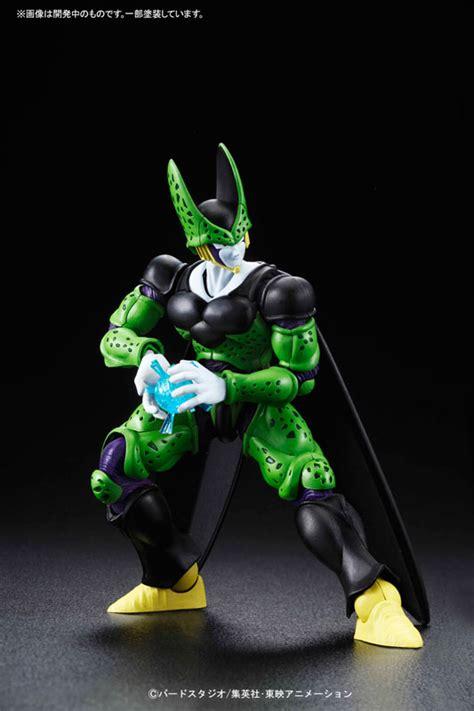Figure Rise Standard Cell Bandai bandai spirits figure rise standard cell complete form otaku hq pvc figure