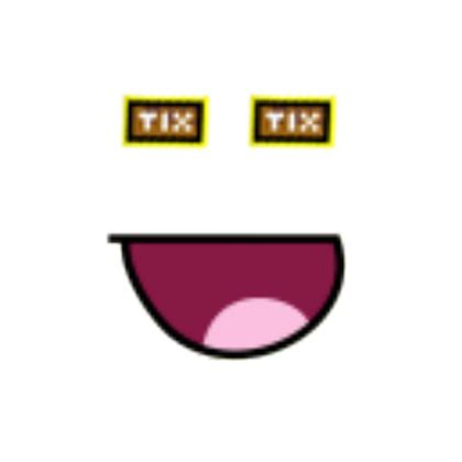 roblox hair for tix tix vision roblox roblox faces pinterest