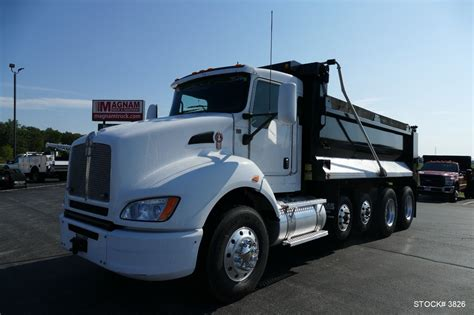 2015 kenworth dump truck 2015 kenworth t440 dump trucks for sale used trucks on