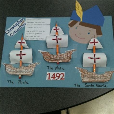 christopher columbus crafts for 25 best ideas about columbus day on columbus