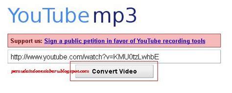 download mp3 dari youtube ukuran besar cara download lagu mp3 dari youtube