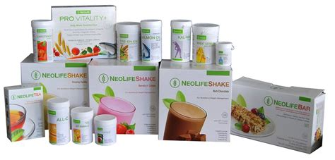 Neolife Detox Recipes by Products Health Spirit