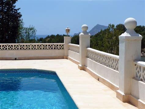 haus mieten in costa blanca villa zur miete mit wundersch 246 nem meerblick in altea costa