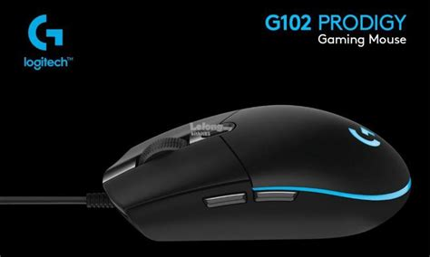 Logitech G102 G 102 Prodigy White Rgb Gaming Mouse 6000 Dpi 6 Buttons logitech g102 usb prodigy optical rg end 6 14 2018 1 00 pm