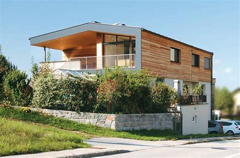 haus zubau und aufstockung aus holz architektur moderne