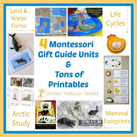montessori printables for toddlers 4 montessori gift guide units tons of printables