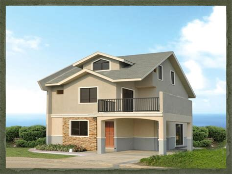 cheap 2 story houses philippines house design plans bungalow house design plans