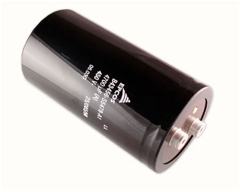 epcos capacitor 4700uf 450v radial large can electrolytic aluminum capacitor 450vdc 400v dc mfd ebay