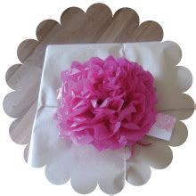 Learn To Make Paper Flowers - feeling fuzzy learn to make paper flowers