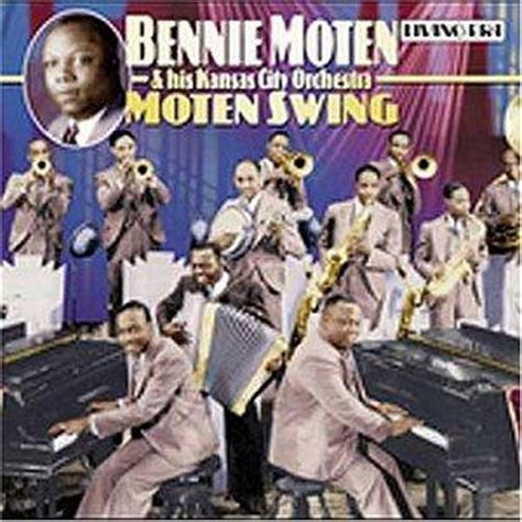moten swing count basie moten s swing sheet music by bennie moten melody line