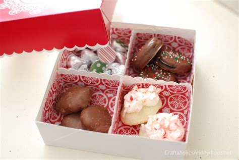 Handmade Treats - handmade treat boxes