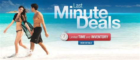Last Minute Cabin Deals by Last Minute Vacation Deals For Summer Travel 2014