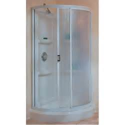shower stall kits add some comfort bath decors