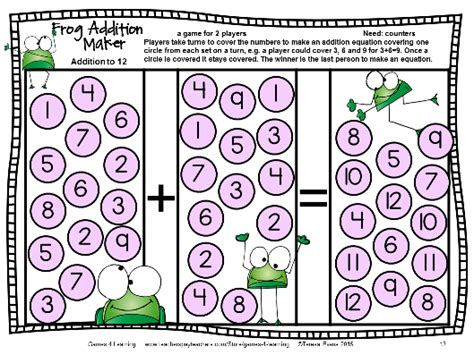 printable maths board games year 1 i have also done a makeover on my subtraction board games