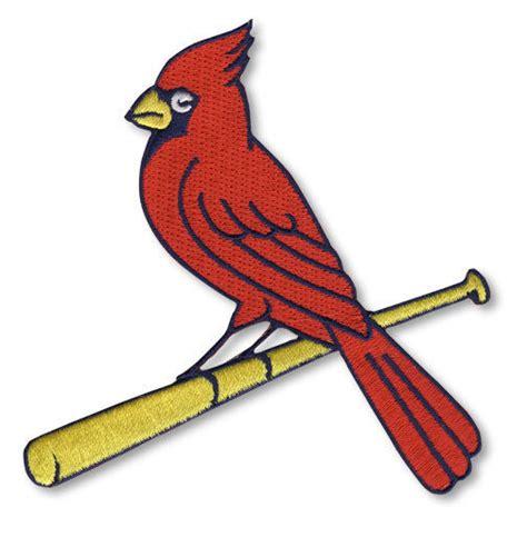 Kaos Sport Baseball Mlb Team St Louis Cardinals Original Gildan st louis cardinals alternate team logo cardinal on bat