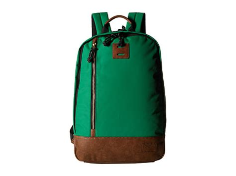 Fossil Kendal Backpack Blue Multi fossil sportsman backpack at 6pm