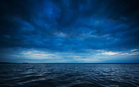 imagenes relajantes del mar el mar y nubes de azul wallpaper 886670