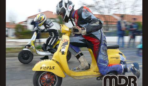 Vespa Modif Racing Look by Drag Modification Modif Drag Race Fcci Drag Vespa