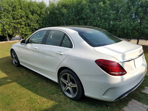mercedes amg c180 2017 mercedes c class c180 amg 2015 for sale in lahore