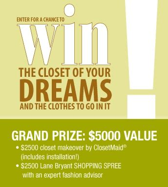 Win The Closet Of Your Dreams From Bryant And Closet bryant quot closet of your dreams quot contest the