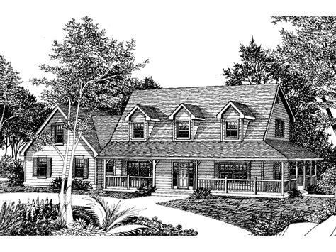 cape cod cottage house plans cottage hill cape cod style home plan 015d 0045 house