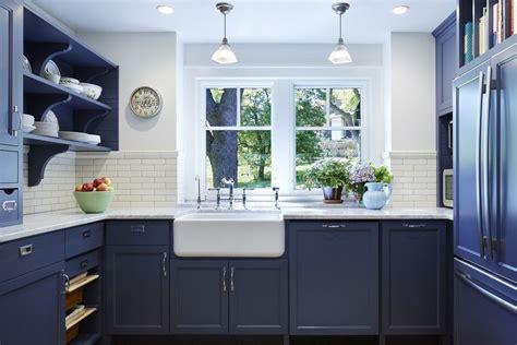 blue kitchen cabinets ideas beautiful blue kitchen cabinet ideas