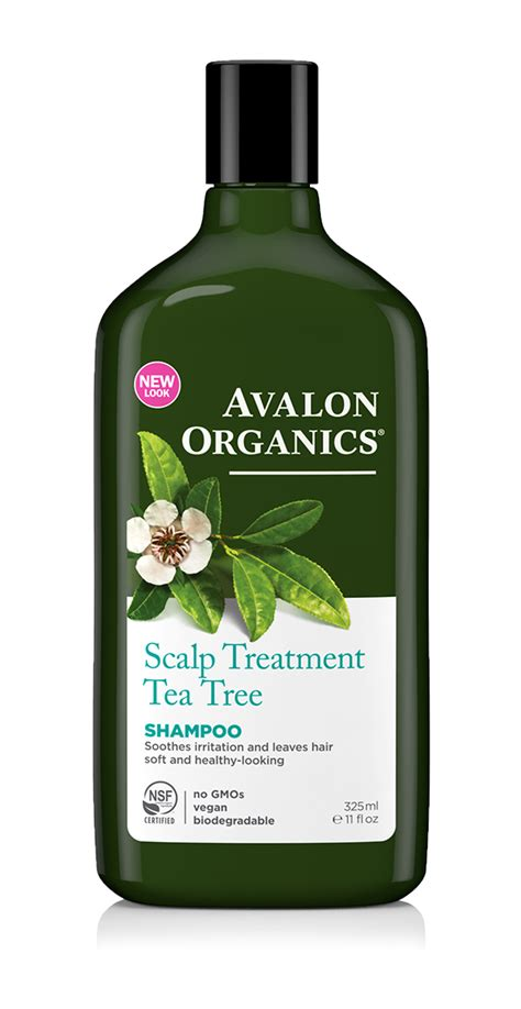 What Detox Scalp Means by Scalp Treatment Shoo Avalon Organics