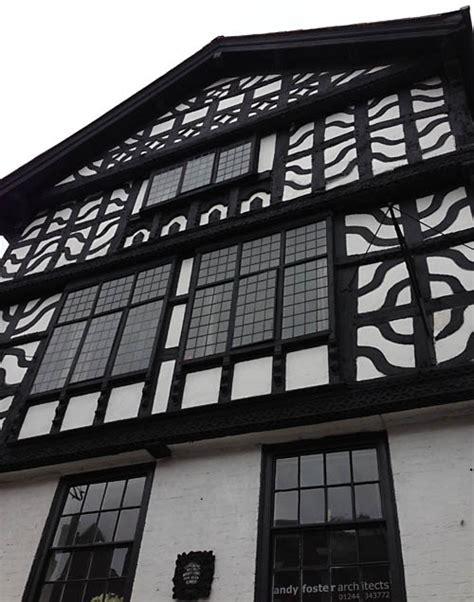 Period House tudor house chester