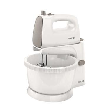 Mixer Philps Hr 1559 jual philips hr 1559 50 stand mixer grey harga kualitas terjamin blibli