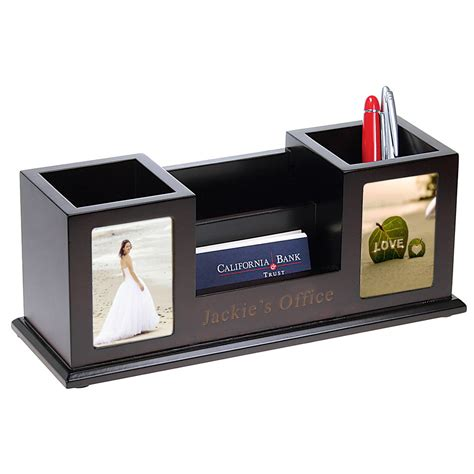 Desk Picture Holder by Mobile Phone Tablet Pen Holder Office Organizer Charging
