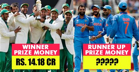 How Much Is The Prize Money For Winning Wimbledon - here s how much prize amount india got in the icc chions trophy 2017 rvcj media