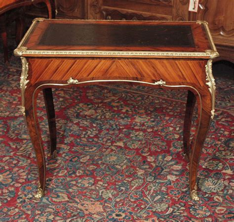 most beautiful table ls antique kingwood and rosewood ormolu mounted table