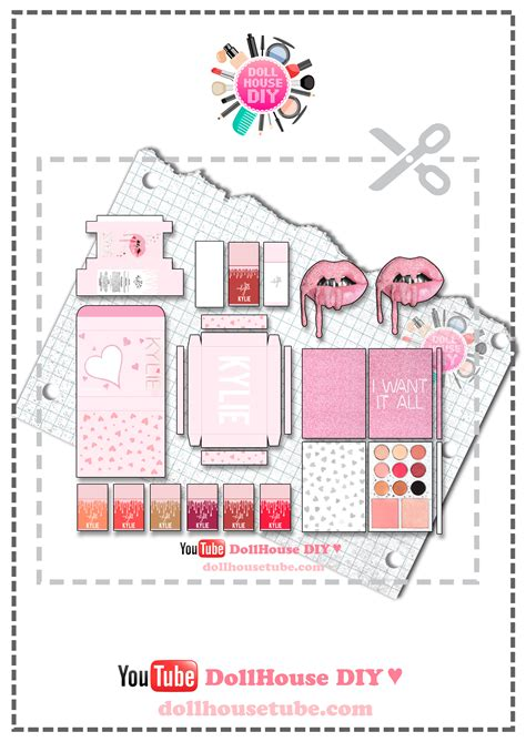 o que e dollhouse miniature cosmetics tutorials dollhouse diy