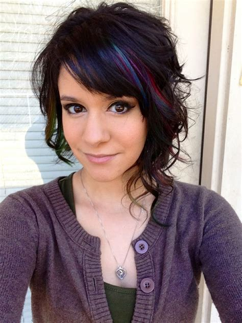 how to cut the perfect asymmetrical bob on thick hair 626 best hairstyles images on pinterest hair cut hair
